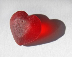 red sg heart