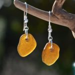 Brown/Amber Sea Glass