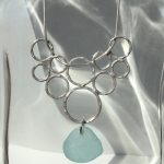 Aqua Sea Glass